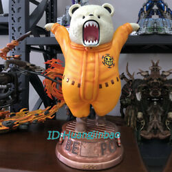 One Piece Bepo 1/1 Scale Life-size Statue Painted In Box Custom High-q Large Gk