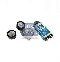 Set Of Multi-groove Belts With Pre-tensioner Dt 5.94197