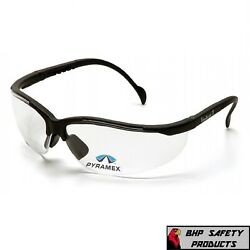 Pyramex Venture 2 Reader Safety Glasses Clear Lens W/ Rx Bifocal Reading Glass