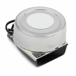 Marine Mini Compact Deck Electric Single Horn 12v Five Oceans Fo-600