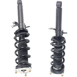 Front Suspension Struts Coil Spring Quick Assembly For 2009-2010 Infnifi G37 Rwd