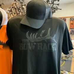Bow Rack Murdered Out Men's T-Shirt