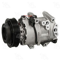 Four Seasons 178305 New Compressor And Clutch