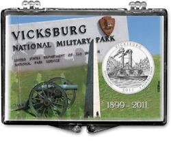 Lot Of Twenty Vicksburg National Military Park Quarter Coin Gift Displays