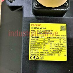 One Used Fanuc A06b-0266-b100 Tested In Good Condition A06b0266b100