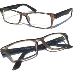 NEARSIGHTED READING GLASSES FOR DISTANCE MYOPIA EYEWEAR NEGATIVE POWER $7.95