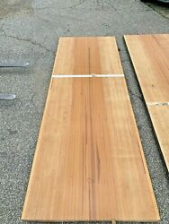 Reclaimed Bowling Alley Lane Sections Maple And Pine 2.5 X 42 W Project Wood