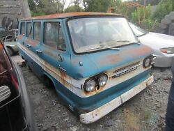 1963 Chevrolet Corvair Greenbrier For Parts
