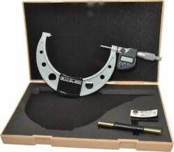 Mitutoyo 5 To 6 Ip65 Carbide Standard Electronic Outside Micrometer 0.000100...
