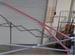 Coleman 10 X 10 Canopy - One Upper Truss Assembly