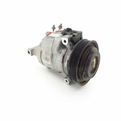 air conditioning compressor Jeep GRAND CHEROKEE IV WK2 3.0 CRD 68021835AE