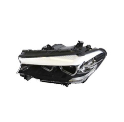 Genuine Bmw 5and039 Series G30 F90 Front Headlight Assembly Led Ahl Left 63117214959