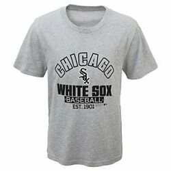 MLB Chicago White Sox Youth Boys 8-20 Crack of Bat Combo Pack-S (8) Heather ... $28.00
