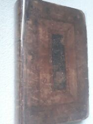Antique Book. A Discourse By Samuel Clarke Printed In St Pauland039s Court Yard 1728