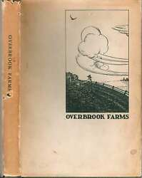 Dand039apandeacuteand129 / Overbrook Farms Its Historical Background Signed 1st Ed