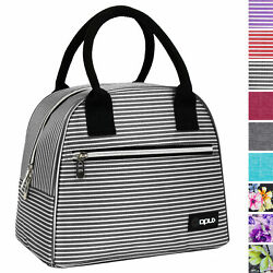 Insulated Lunch Bag Purse Thermal Bento Cooler Food Tote for Women Girls Office $12.99