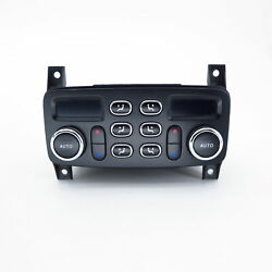 Climate Control Panel Bentley Continental Flying Spur 3w5907049a 03.2005-