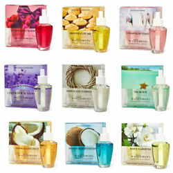 Bath And Body Works Wallflower Refill Bulbs 2 Pack New Scents Your Choice New