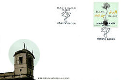 Aland 2017 Fdc Multicultural Aland 1v Set Cover Cultures And Ethnicities Stamps