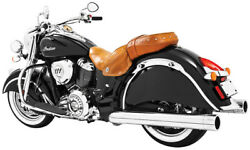 Freedom In00044 4in. Slip On Mufflers Eagle Indian Motorcycle 2014-2019