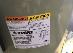 Trane Scroll Compressor 14 Ton Replacement 460 Volt 3-phase 570010150400