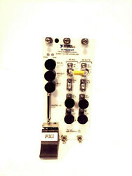 National Instruments Ni Pxie-5646r 6 Ghz Reconfig. Rf Vector Sign. Transceiver