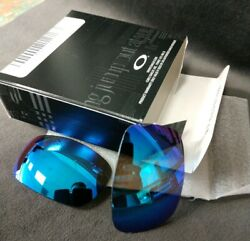 OAKLEY OO6011 X-SQUARED PRIZM SAPPHIRE​ POLARIZED REPLACEMENT LENSES OEM CUT KIT