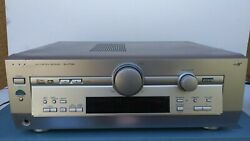 Panasonic Sa-ht390 Good Working Av Control Receiver Parts Parting Out , G323