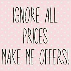 Please Submit A Reasonable Offer I Also Combine Shipping On Multiple Items