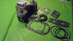 447 Rotax Aircraft Engine Piston Top End Rebuild Kit 1st Os W Bearings And Gaskets