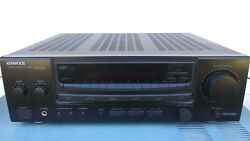 Kenwood Kr-v7060 Good Working Audio-video Stereo Receiver Parts Parting Out,g322