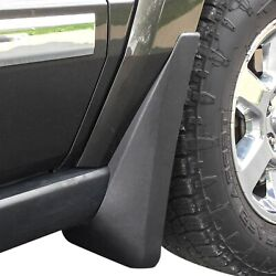 Fits Jeep Commander Mud Flaps 06-10 Guards Splash No Running Boards 2 Pc Front