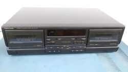 Technics Rs-tr170 Dual Stereo Cassette Deck Player Parts Parting Out , G322