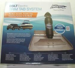 Bennett Bolt189 Bolt Electro Trim Tab Kit 18 X 9 Switch Not Included 22736
