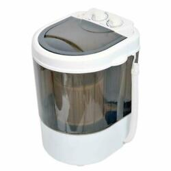 THANKO Mini Washing Machine For Shoes and Pet Supplies Compact Size
