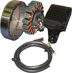 Cycle Electric Ce-88t Alternator Kit Harley Softail 2012-
