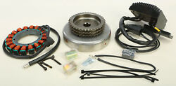 Cycle Electric Ce-69s-04 Alternator Kit Harley Sportster Xl 2004-