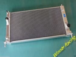 Alloy Radiator For Ford Focus Mk2 Rs305 Rs350 St225 Volvo S40/s50 2.5l Turbo