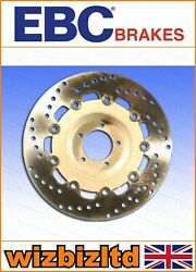 Ebc Front Left Brake Disc [stainless Round] [type Ls] Md1036ls