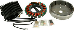 Cycle Electric Ce-73t Alternator Kit Harley Softail 2005-