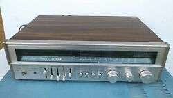 Fisher Rs-2002 Stereo Receiver Parts Parting Out , G321