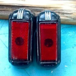1939 1940 Buick Oem Tailights R And L Siglo/guide Rare Hard To Find This Nice