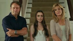 The Blind Side - Lily Collins Movie Screen Worn Costumes (Dress) / Tag
