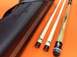 Longoni Carom Cue The King With S20 Shafts And Skipper Case.