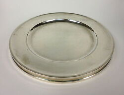 Massive Silver Tray Brothers Grachev Russia About 1890 Russia