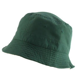 Big Size Oversized Microfiber Reversible Bucket Hat FREE SHIPPING $18.99