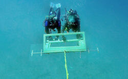 Underwater Dive Sled - 2 Passanger Tow Scuba Diver Dpv - Communications To Boat