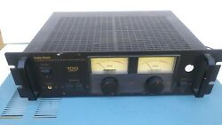 Radio Shack Model Mpa 200 Good Working Amplifier Parts- Parting Out , G324