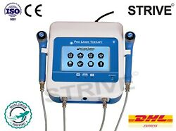 Low Level Laser Therapy 2 Probe Laser Therapy Machine Cold Diode Laser Unit Lllt
