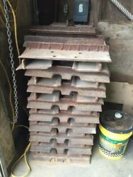 Cat Undercarriage Track Pads-22 Inch Used Off D6r Xl Dozer